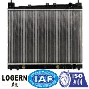 Best 350*478*16mm Core TOYOTA Car Radiator For Echo / Vitz