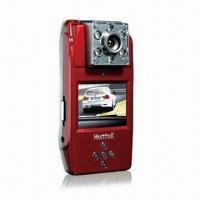 Best Car License Plate Recorder with 1.3MP High Resolution Recording, Supports USB Port wholesale