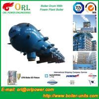 Buy cheap Once Through CFB Boiler Drum High Temperature / High Pressure Drum from wholesalers