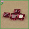 Buy cheap wholesale ruby corundum price per carat square princess cut corundum stone price from wholesalers