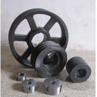 China Driving system components casting iron pulley Taper Bush on sale