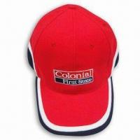 Best Promotional/Baseball/Golf Caps, Available in Different Colors wholesale
