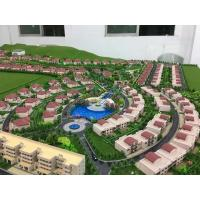 China Led lighting architectural modeling supplies, real estate scale mockup on sale