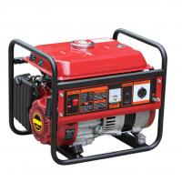 Best Light Weight 4 Stroke Portable Generator Single Phase 1KW 1KVA Air Cooling wholesale