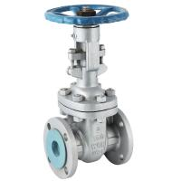 Best Flanged End API 600 Gate Valve CABON STELL Rising stem wholesale