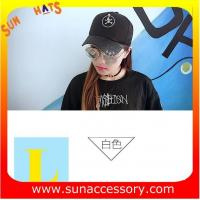 Best QF17041 trendy fashion girls baseball cap, OEM and ODM cap factory wholesale wholesale