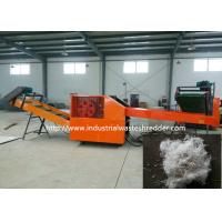 Best Nylon Fiber Cutting Machine Chemical Fiber Glass Fiber Silk Fiber Shredder Crusher wholesale