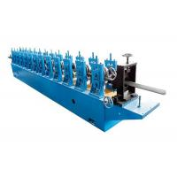 Best Track Rails Forming Machine Roll Shutter Door Forming Machine Aluminum Material wholesale