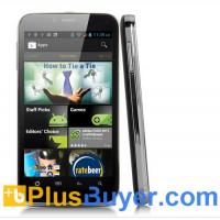 China Elysium - GPS Android 4.0 Phone with 4.3 Inch Bright Screen, Dual SIM, Dual Core 1GHZ CPU on sale