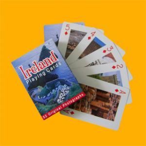 Best Custom 280gsm Casino Grade Bluecore Playing Cards Poker wholesale