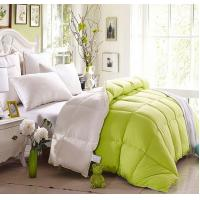 Best Microfiber Filling Colorful Double Face Microfiber Quilt Set / Four Season Comforter for Summer or Winter wholesale