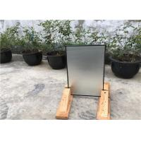 Best 16 Mm Hollow Glass Window PanelsWith Lower HVAC Costs , Protects Privacy wholesale