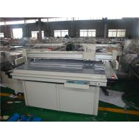 Digital Flatbed Cutter / Corrugated Paper Cutting Machine For Various Materials