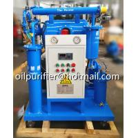 China HOPU ZY Series Single Stage Vacuum Transformer Oil Purifier, remove gas, moisture, particles from used oil on sale