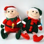 Best Plush Toys Christmas Doll Plush for children. wholesale