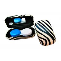 Best Colorful Printing Metal Contact Lens Case Colored Contacts Case Box wholesale