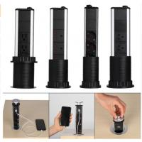 Best Electrical Kitchen Pop Up Power Sockets Multifunctional Vertically Installed wholesale
