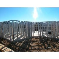 China low cost steel structure house on sale