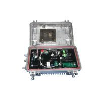 China AGC Optical Receiver,2 outputs,1 module,47-862MHz on sale