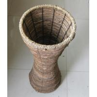 Best China Made High Quality Natural rattan Flower Stand/Flower Shelf wholesale