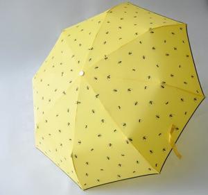 Best Micro Mini Manual Open Umbrella , Wind Resistant Rain Umbrella8 Durable Ribs wholesale