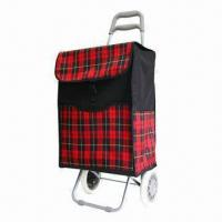 Best Shopping Cart with Oxford Fabric Bag, Various Colors are Available wholesale