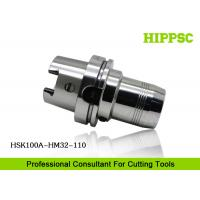 Buy cheap 100A HSK High Precision Tool Holders , Milling Tool Holder Special Steel from wholesalers