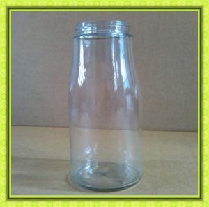 Best 700ML Round Glass Jar in Storage Bottle wholesale