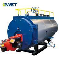 Buy cheap 4t/h gas fired hot water boiler for Machinery Industry , electric hot water boiler from wholesalers