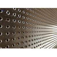 China Customized Perforated Metal Safety Grating Stair Tread Stamping Weave Style on sale