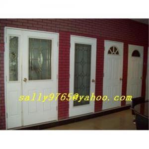 Best Entry Glass Door(Metal Glass Door) wholesale