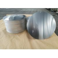 Best 3mm Thick 1100 Aluminium Circles DC Rolled Polished For Cookware Pot Making wholesale