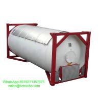 Best 20 feet LPG tank T50 tank container Portable iso Tank Container WhatsApp:8615271357675  Skype:tomsongking wholesale