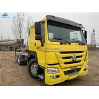 China Year 2013 Logistics Used Tractor Trucks Head 6x4 Heavy Duty Prime Mover on sale