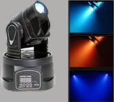 Best DJ Indoor Stage LED Moving Head Light Multi Color Theater Stage Lighting DMX 512 Control wholesale