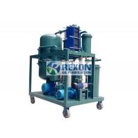 China Water Removal Oil Water Separator Machine Vacuum Oil Purification Systems 6000 LPH on sale