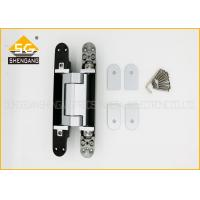 China Hidden Gate Adjustable Door Hinge , Heavy Duty Gate Hinge 180 Degree on sale
