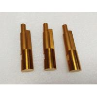 China Brass Connector Mold Parts Standard Mould Parts By Automatic Lathe Machine on sale