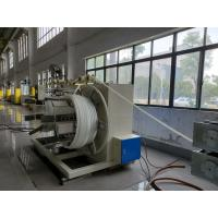 Buy cheap AF-63 HDPE Pipe Extrusion Production Line, Plastic Pipe Extrusion Machine from wholesalers