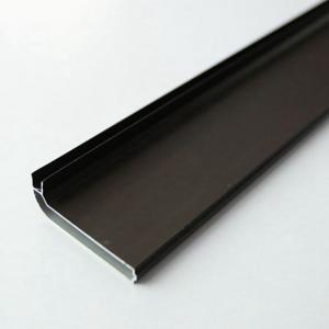 Best Sliding T3 Aluminium Alloy Door And Window Frame Profiles wholesale