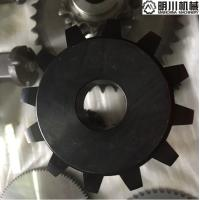 Best Simplex 12 Teeth Double Pitch Sprocket Non Standard C Type With High Precision Performance wholesale