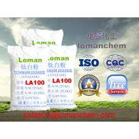China Good Price Antase Titanium Dioxide for Cosmetics, Lether, Soaps La100 on sale