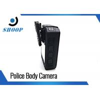 Best Surveillance Body Worn Video Camera , Police Video Camera With Long Time Recording wholesale
