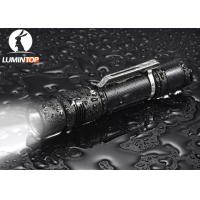 Cheap USB Rechargeable Everyday Carry Flashlight 15 Days Run Lumintop EDC25 for sale