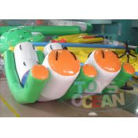 Best 3.1x2x1.2m Double Tube Inflatable Pool Toys Inflatable Water Park Equipment wholesale
