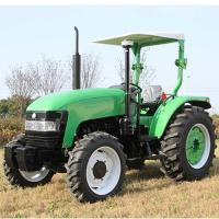 competitive price Jinma 70hp 4wd tractor JM704 wheeled tractor with canopy farm/transportation tractors