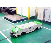 Best WIFI Communication Bi Directional Tunnel AGV Vehicle With ±10mm Guiding Accuracy wholesale