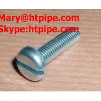 Best stainless steel UNS S31008 socket head cap combination bolt wholesale