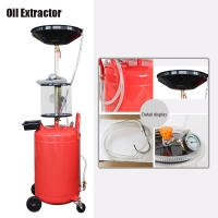 Best Automobile  Air Operated Oil Drainer 10Bar 24Kg Waste Oil Drainer wholesale
