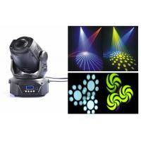 China Promotion 90W Led Gobo Moving Light 3 Prism High Lumens Led Moving Head Spot Light USD139~159 on sale